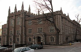Brown Hall - Washington University in St. Louis