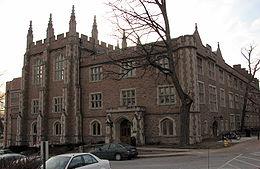 Brown Hall - Washington University in St. Louis